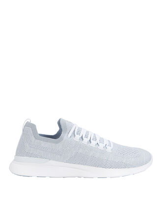 TechLoom Breeze Low-Top Grey Sneakers, GREY-LT, hi-res