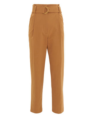 Diego Pants, BROWN, hi-res
