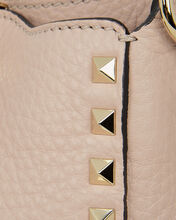 Mini Rockstud Crossbody Bag, BEIGE, hi-res