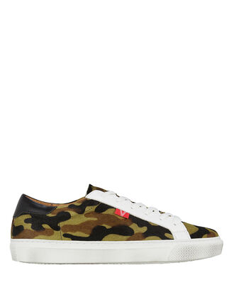 Sami Low-Top Camo Sneakers, CAMO/WHITE, hi-res