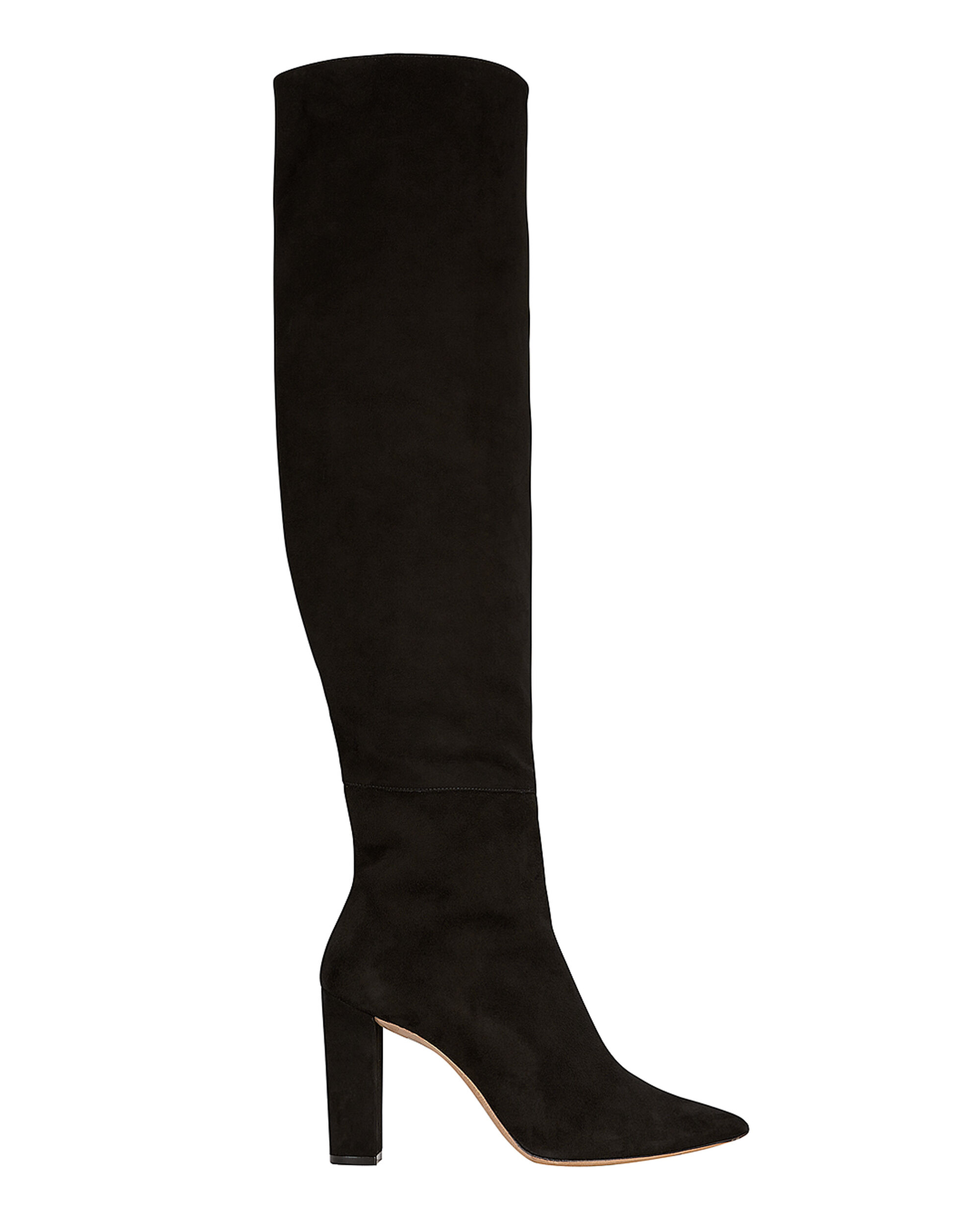 JEAN-MICHEL CAZABAT Kendal Slouchy Suede Boots