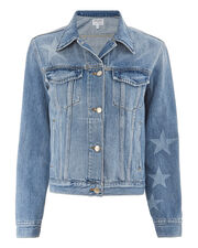 Le Hedser Valley Jacket, DENIM, hi-res