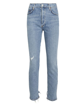 Nico High-Rise Skinny Jeans, DENIM-LT, hi-res