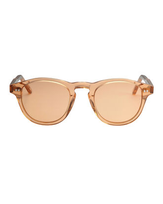 Clear Peach Sunglasses, ORANGE, hi-res