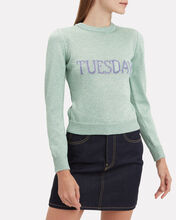 Tuesday Sweater, SILVER, hi-res