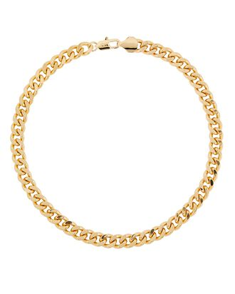 So Cool XL Cuban Chain Necklace, GOLD, hi-res