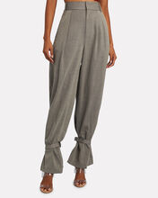 Luka Tapered Suiting Pants, GREY, hi-res