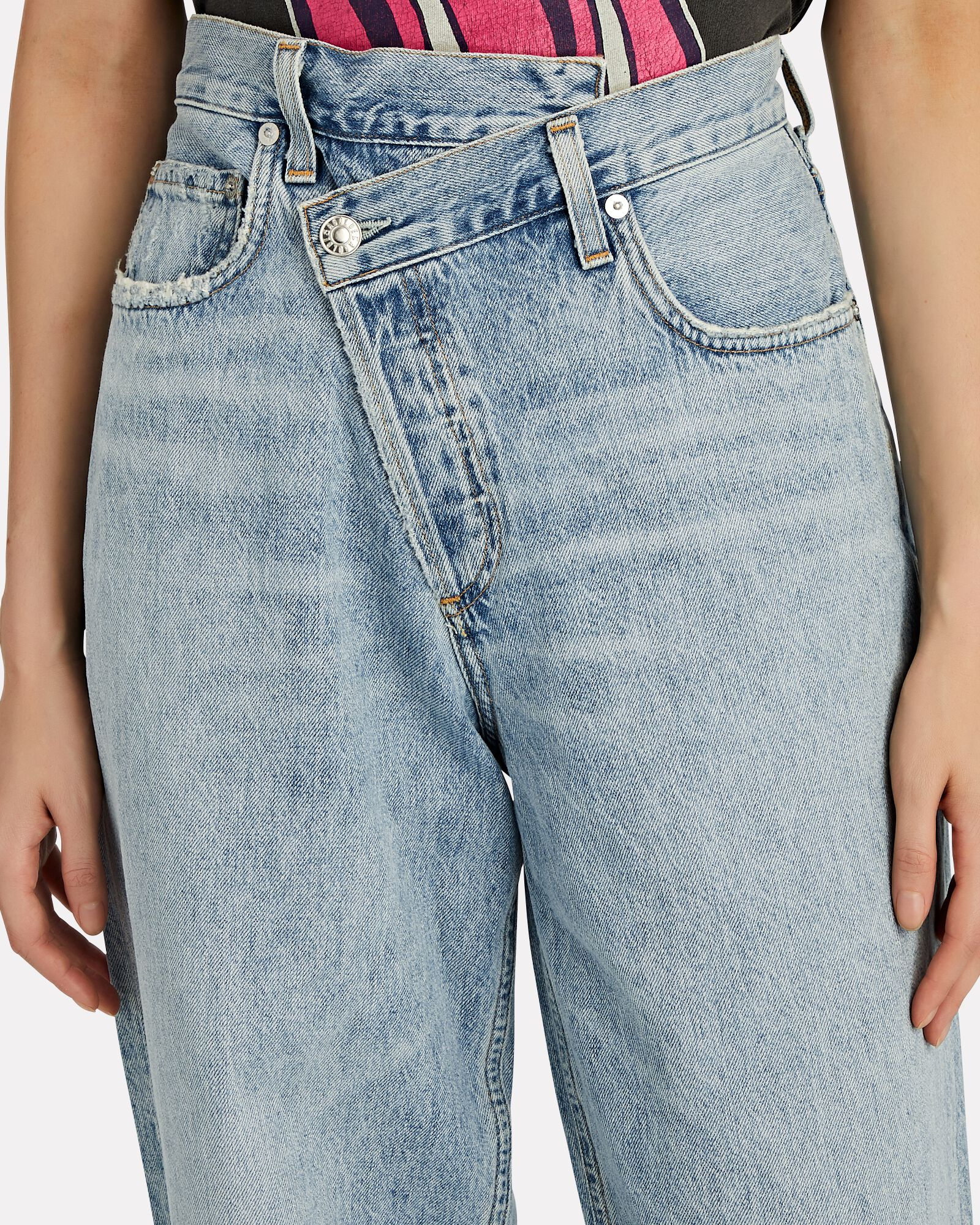 Criss Cross Upsized Jeans, SUBURBIA, hi-res