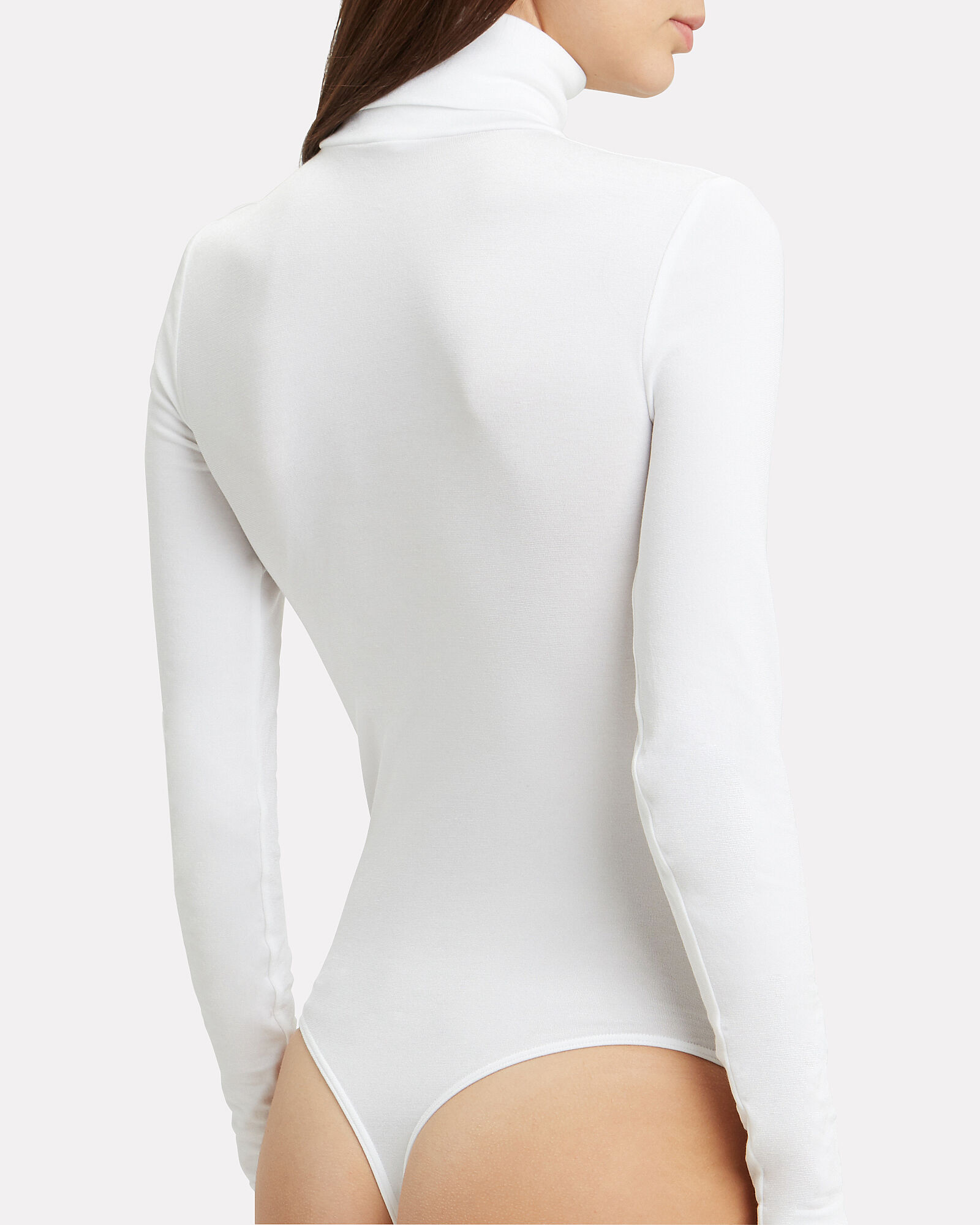 Colorado String Bodysuit, WHITE, hi-res