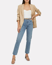 Remy High-Rise Straight Jeans, Renewable, hi-res