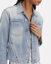 Janelle Mojave Denim Jacket, DENIM-LT, hi-res