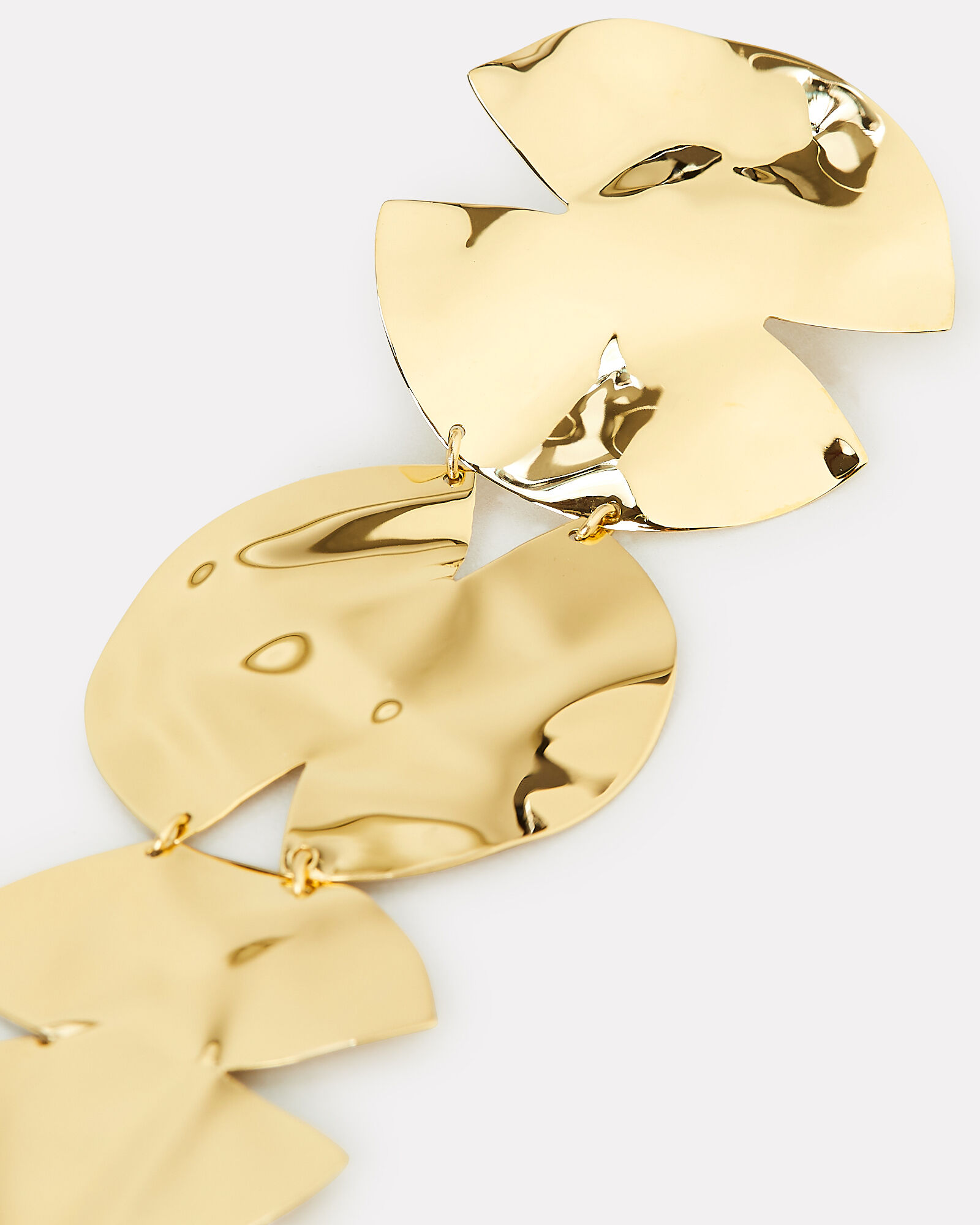 Trio Architect Earrings, GOLD, hi-res