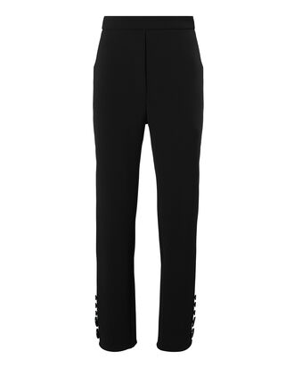 Santiago Cigarette Pants, BLACK, hi-res