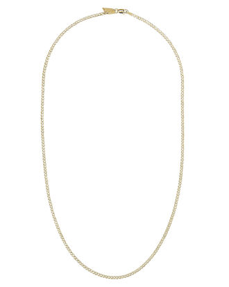 Petite Havana Chain Necklace, GOLD, hi-res