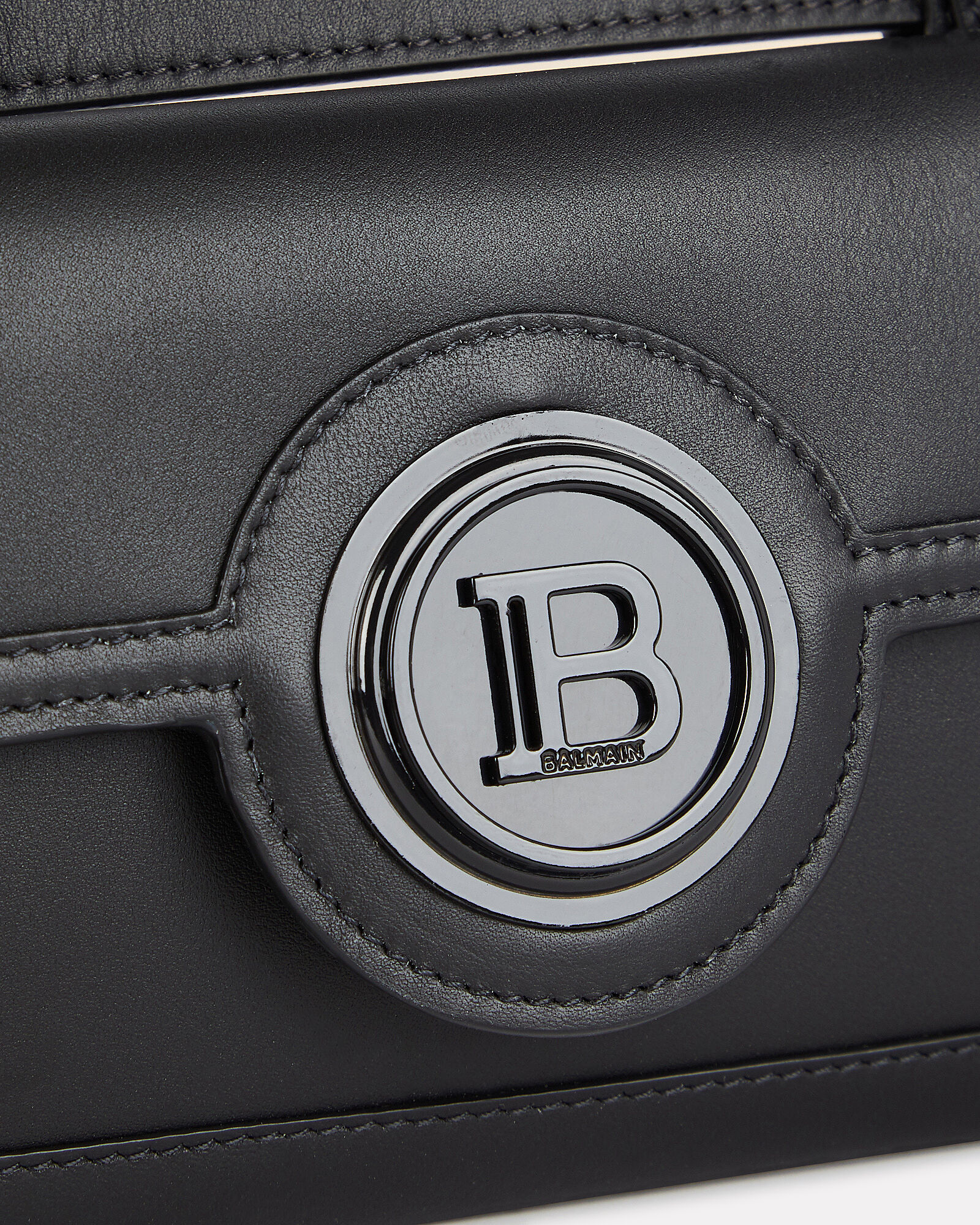 B-Buzz Logo Belt Bag, BLACK, hi-res