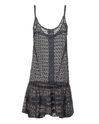 Khloe Knit Mini Dress, NAVY, hi-res