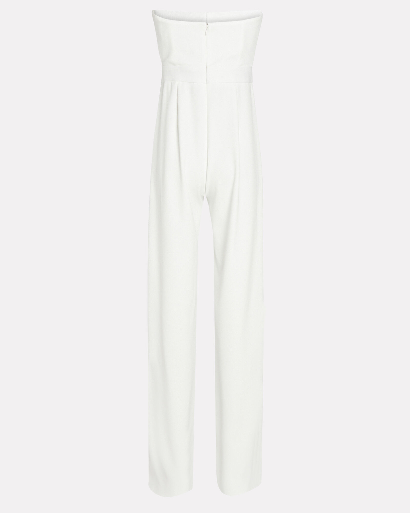Ray Strapless Cut-Out Jumpsuit, IVORY, hi-res