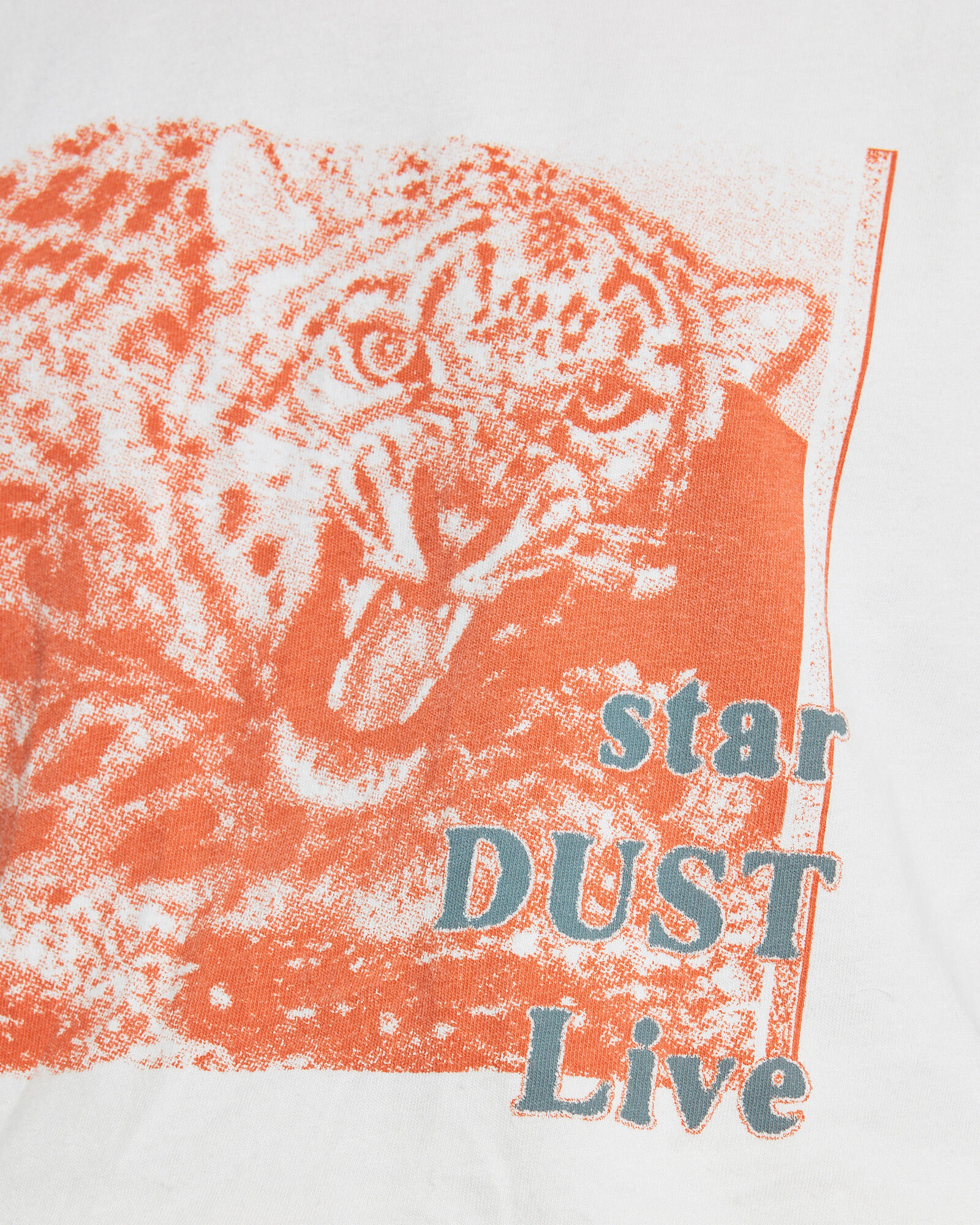 Georgie Panther Dust T-Shirt, WHITE, hi-res