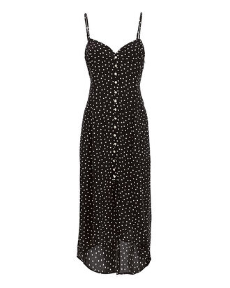 Linette Polka Dot Dress, MULTI, hi-res