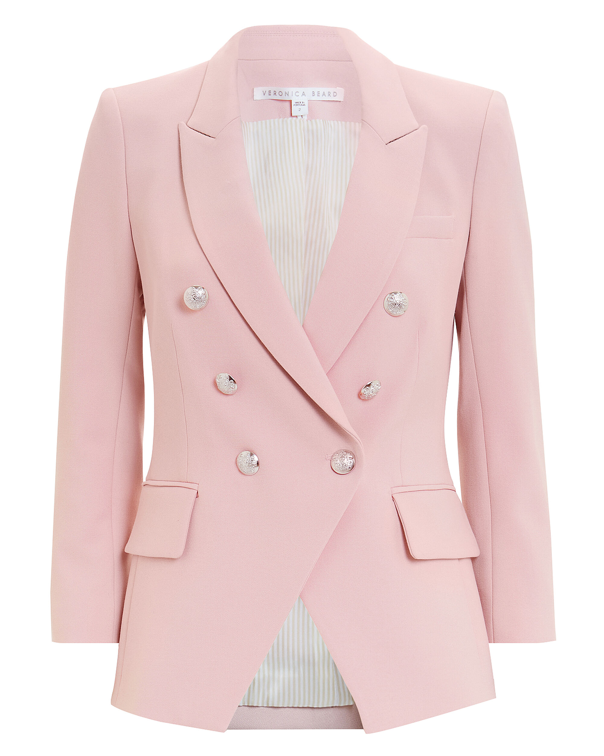 Pink Empire Blazer, PINK, hi-res