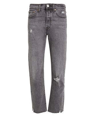 Wedgie Icon High-Rise Jeans, SMOKE DENIM, hi-res