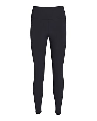 Train High-Rise Leggings, BLACK, hi-res