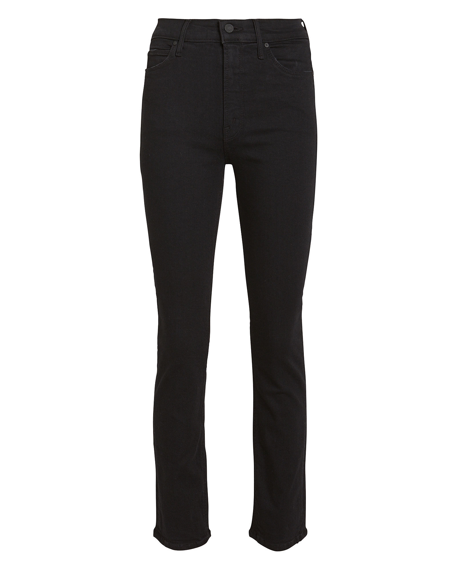 The Dazzler Slim Straight-Leg Jeans, BLACK, hi-res