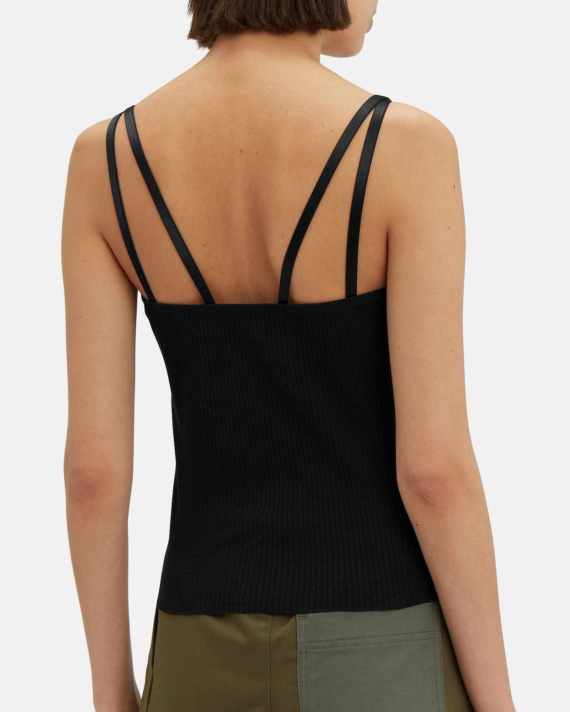 Alloy Suspension Black Tank, BLACK, hi-res