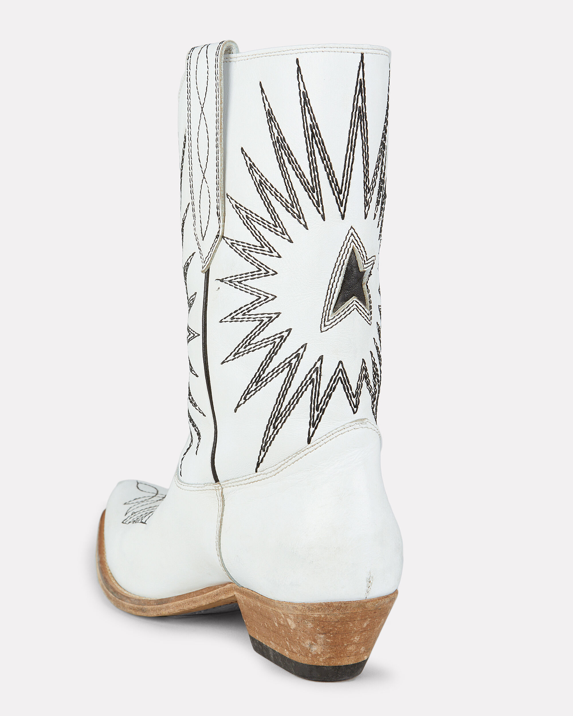 Wish Star Boots, WHITE, hi-res
