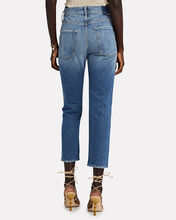 The Scrapper Cuff Ankle Fray Jeans, COWBOYS DON'T CRY, hi-res