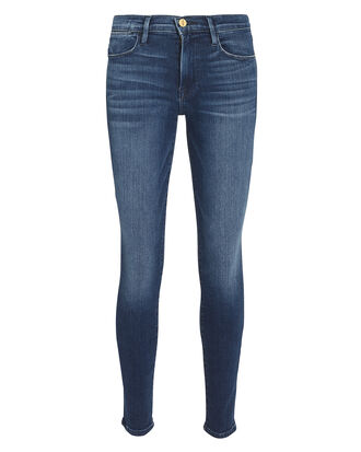 Le High Skinny Jeans, DENIM-DRK, hi-res