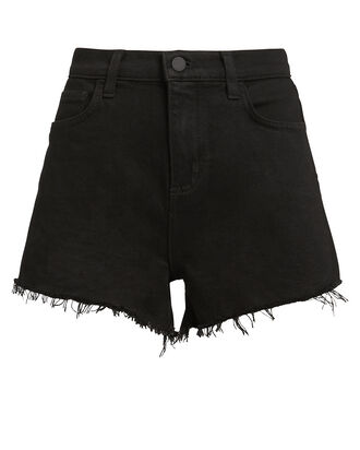 Ryland Denim Shorts, BLACK, hi-res