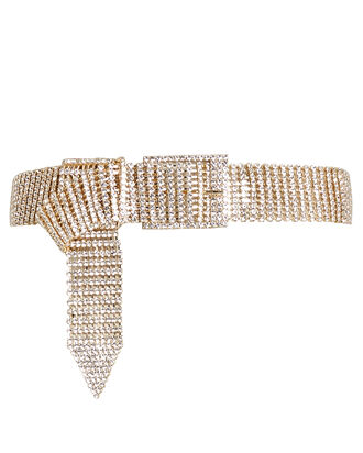 Farah Crystal Belt, GOLD, hi-res