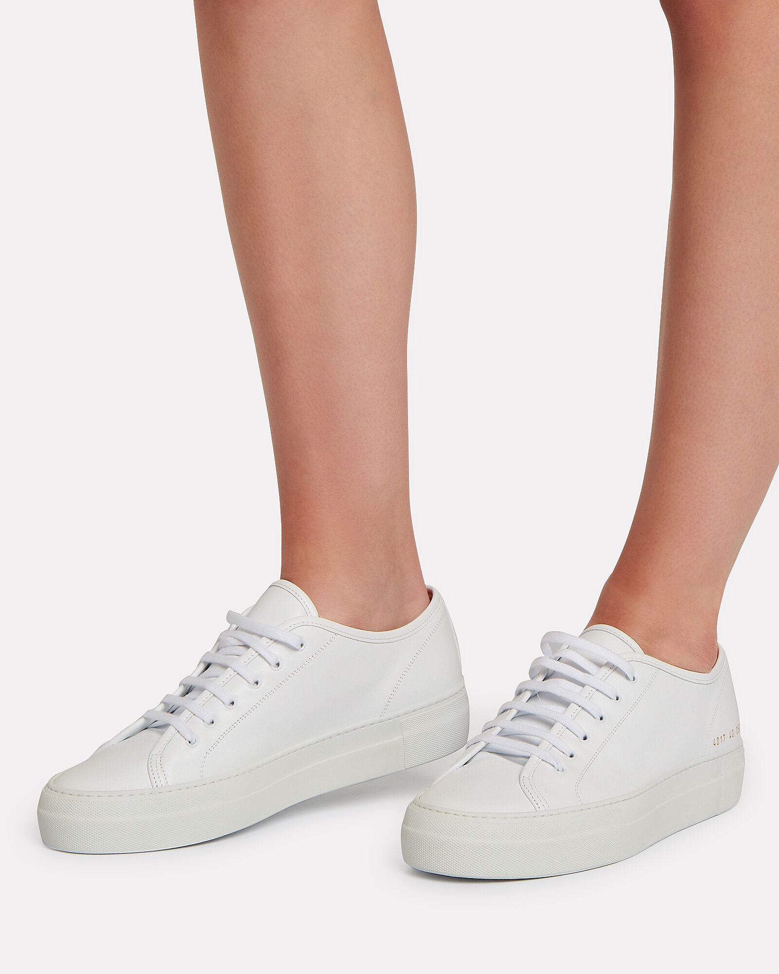 Tournament Low Platform Super Sneakers, WHITE, hi-res