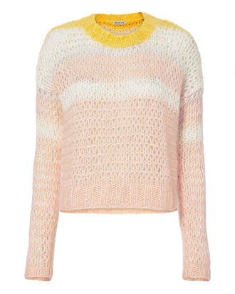 Katie Open Weave Sweater, MULTI, hi-res