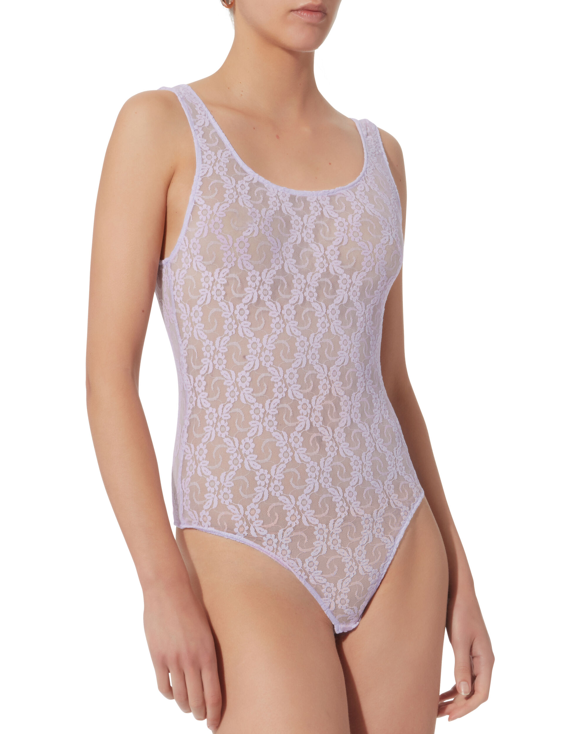 Lilac Lace Bodysuit, PURPLE-LT, hi-res