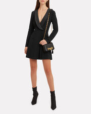 Couric Blazer Dress, BLACK, hi-res