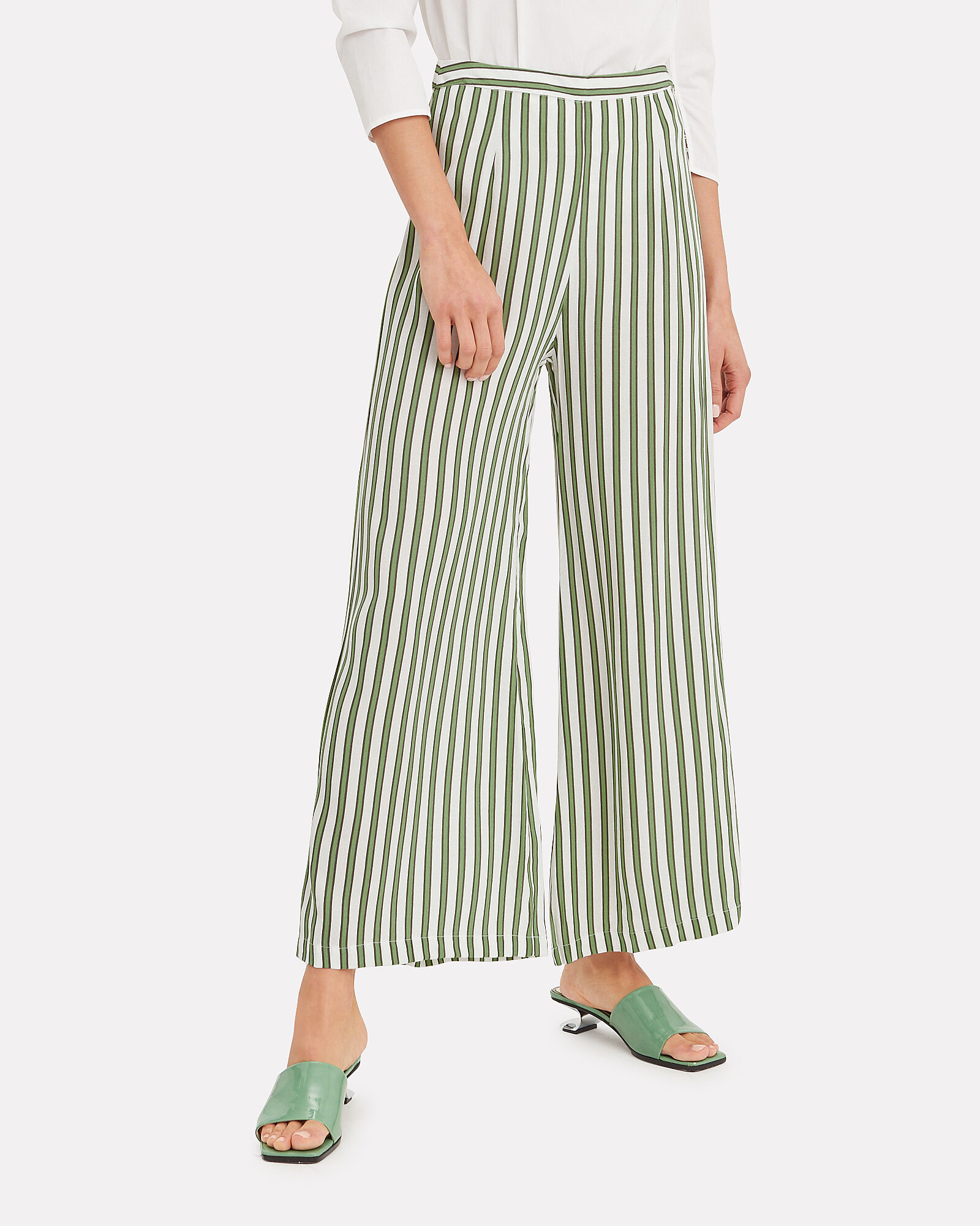 Gabrielle Wide Leg Pants, MULTI, hi-res
