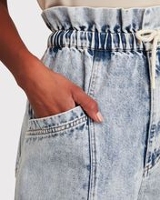 Dax Paperbag Wide-Leg Jeans, ACID WASH, hi-res
