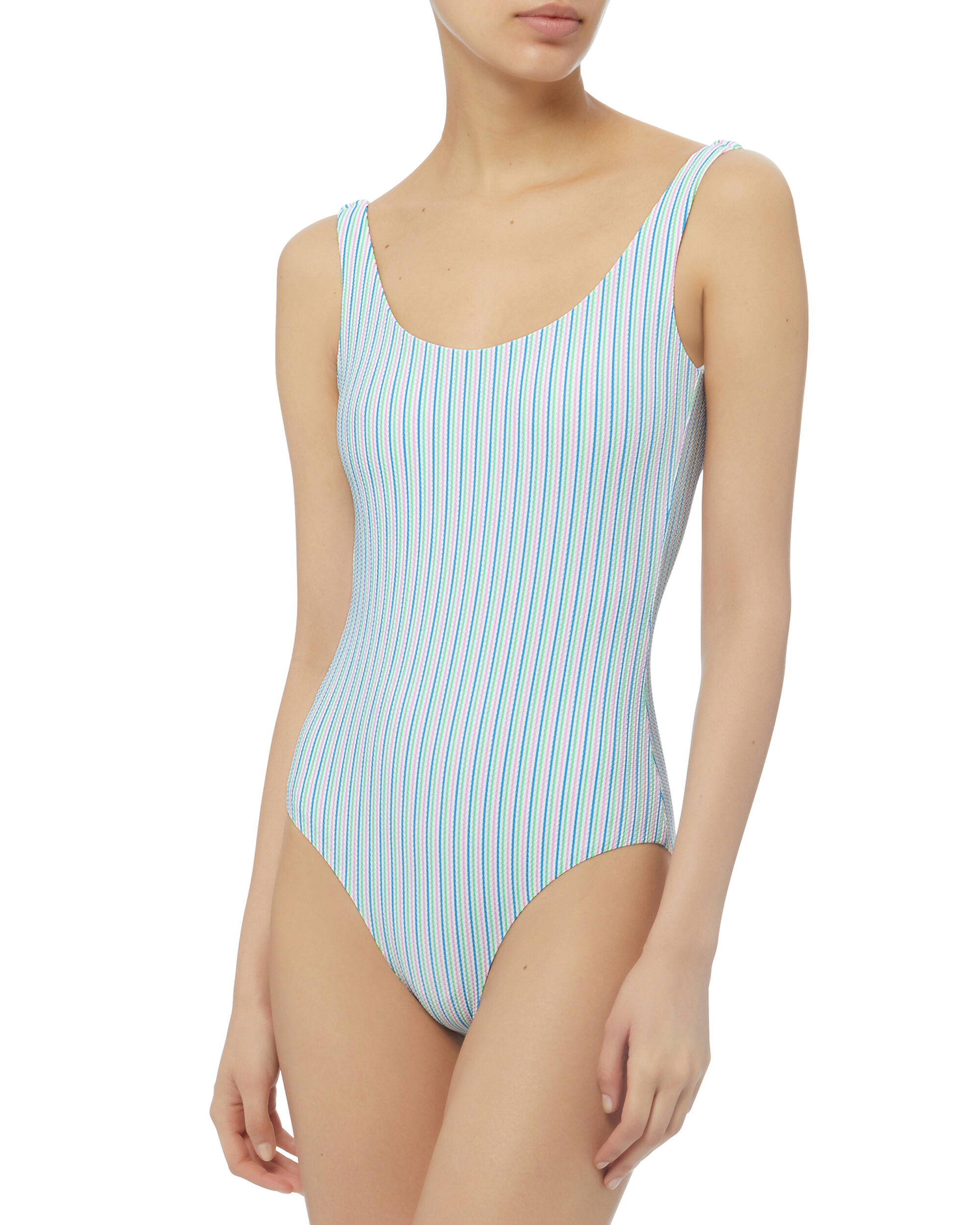 Kelly One Piece Swimsuit, MULTI, hi-res