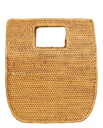 Ulla Bag, LIGHT BROWN RAFFIA, hi-res