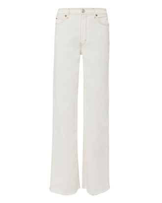 Derby White Jeans, WHITE, hi-res
