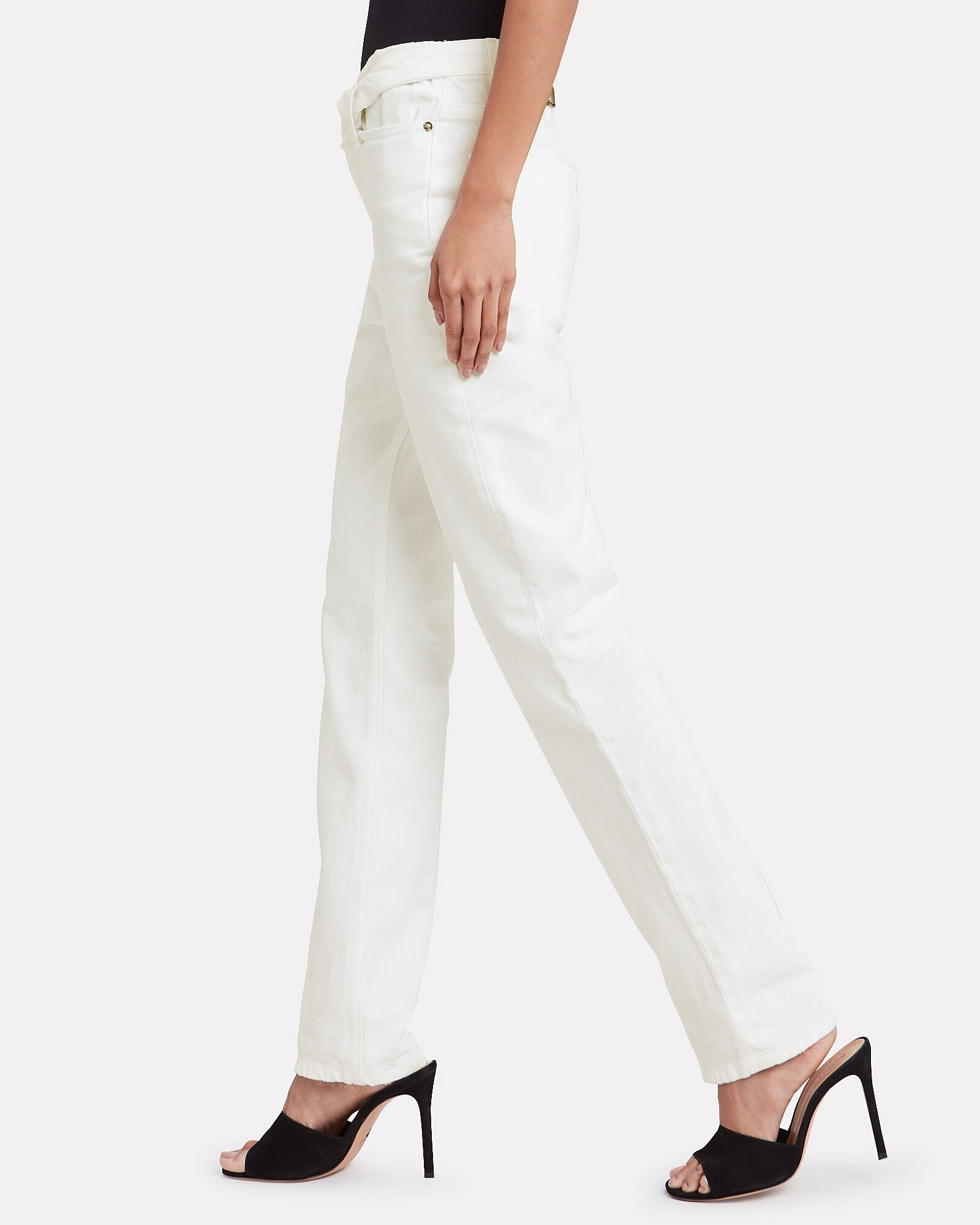 Cult Flip Carpenter Jeans, WHITE, hi-res
