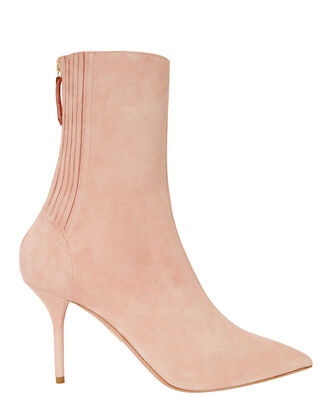 Saint Honore Booties, PINK, hi-res