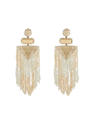 Deepa By Deepa Gurnani Jody Earrings, WHITE, hi-res
