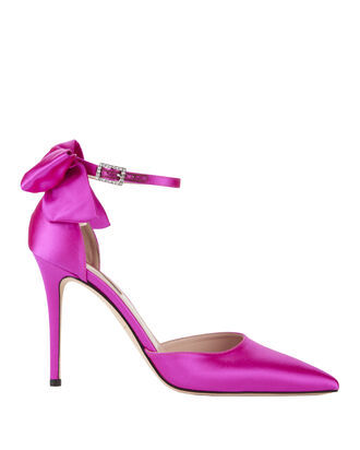 Trance Candy Pink Pumps, PINK, hi-res
