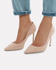 Romy Suede Blush Pumps, BLUSH, hi-res