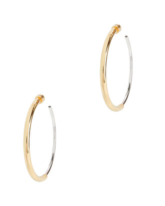 Lola Small Hoops, GOLD, hi-res
