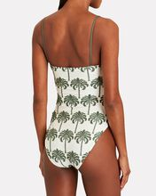 Durazno Embroidered One-Piece Swimsuit, MULTI, hi-res