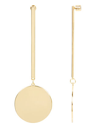 The Andies Drop Earrings, GOLD, hi-res